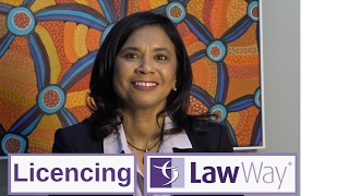 Terri discusses what licencing is and when you would use it.