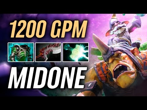 MidOne • Alchemist • 1200 GPM — Pro MMR