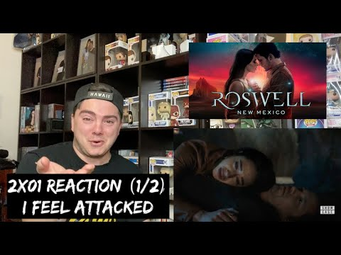 ROSWELL, NEW MEXICO - 2x01 'STAY (I MISSED YOU)' REACTION (1/2)