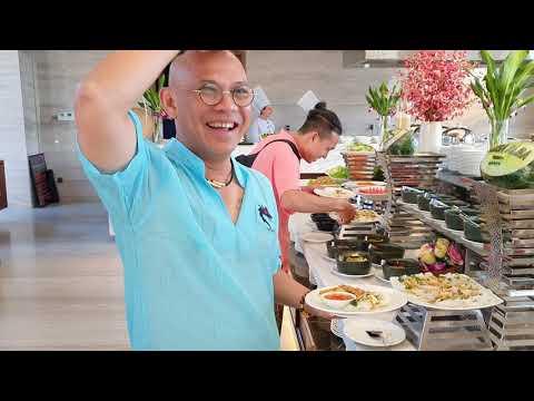 Luxury buffet sáng Rosa Alba Phú Yên đơn giản mà chất lượng - Thời lượng: 39:58.