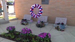 Tribute to Fallen Fire Fighters in Gadsden