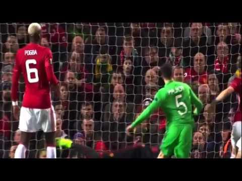 Manchester United vs Saint Etienne 3-0 (Europa League 16 .02. 2017)  http://africafrique.com