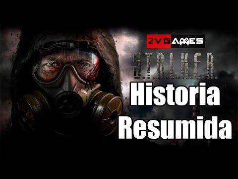 S.T.A.L.K.E.R.  | Historia Resumida | Shadow Of Chernoby l