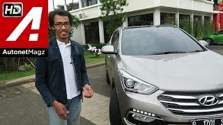 Video Hyundai Santa Fe 2016 Indonesia Preview MP3, 3GP, MP4, WEBM, AVI, FLV Oktober 2017