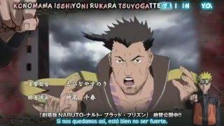 Nonton Naruto Shippuden Opening 9 * BLOOD PRISON* Film Subtitle Indonesia Streaming Movie Download