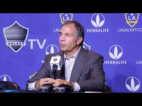 Video: Bruce Arena vs Seattle Sounders   POSTGAME