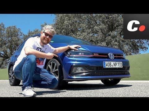 Volkswagen Polo GTI 2018  Primera Prueba / Test / Review en español  coches.net