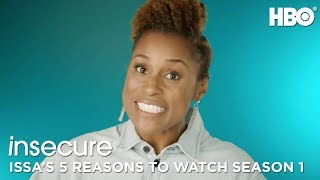 Starring Issa Rae, Yvonne Orji and Jay Ellis. Catch up on Insecure Season 1 for free Sunday July 23 beginning at 6AM ET on ...