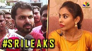 Video KARTHI - ANSWERS FOR SRI REDDY'S ALLEGATIONS | SriLeaks | Tamilleaks | Sri Reddy Leaks MP3, 3GP, MP4, WEBM, AVI, FLV Oktober 2018