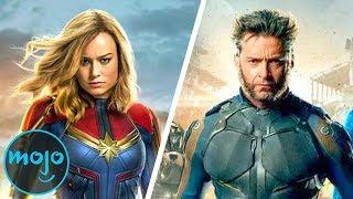 Video Top 10 Ways Captain Marvel Could Change the MCU MP3, 3GP, MP4, WEBM, AVI, FLV Mei 2019