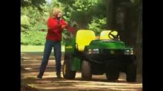 8. John Deere Gator Utility Vehicle