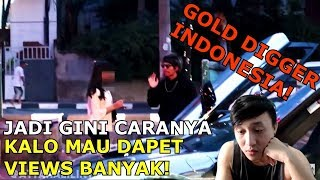 Video ATTA HALILINTAR THE BEST GOLD DIGGER MP3, 3GP, MP4, WEBM, AVI, FLV Oktober 2018