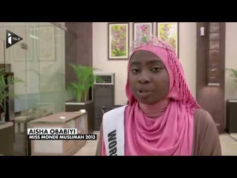 Indonésie : Élection de Miss monde musulmane 2014