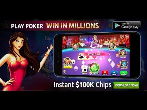 Texas Hold'em (No Limit) Online Poker