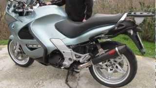 8. BMW K1200 GT - MASS exhaust