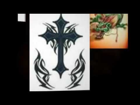 Tribal Cross Tattoos and Freaky Tattoos
