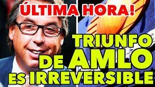 Video Última Hora! Emilio Azcárraga ACEPTA que TRIUNFO de AMLO es IRREVERSIBLE MP3, 3GP, MP4, WEBM, AVI, FLV Mei 2018