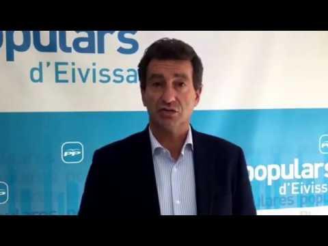 Interpresidencial del PP balear en Eivissa