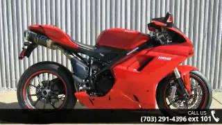 10. 2010 Ducati 1198  - Coleman Powersports  - Woodbrige, VA ...