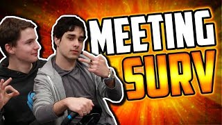 Nonton How I Met Surv In Real Life   With Toshdeluxe Film Subtitle Indonesia Streaming Movie Download