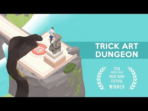 Trick Art Dungeon