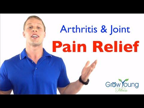 Arthritis Pain Relief - Arthritis Exercises - Joint Pain Relief