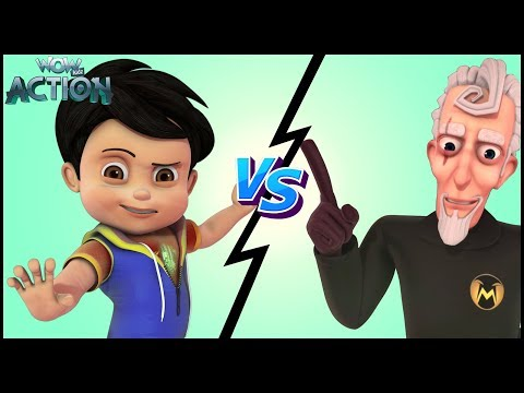 Vir: The Robot Boy | Hindi Cartoons For Kids | Mad Max's Ufo | Wowkidz Action
