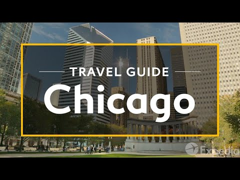 chicago - http://www.expedia.com/Chicago.d178248.Destination-Travel-Guides Chicago, once a small trading post on Lake Michigan, has grown into one of the country's mos...