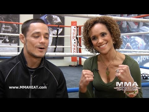 Bantamweights - MMA H.E.A.T.'s Karyn Bryant sits down with former WEC fighter Chad George and hears what he has to say about his upcoming BAMMA USA: Badbeat 5 fight with Sha...
