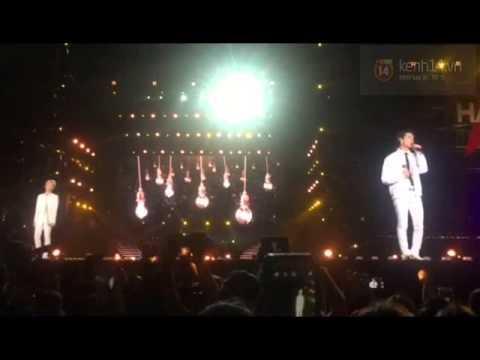 Sherlock - SHINEE - Music Bank in Ha Noi 28/3/2015