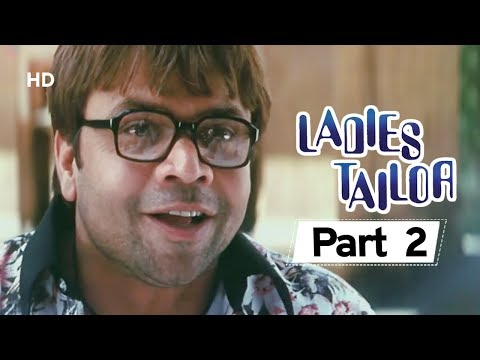 Ladies Tailor- Part 2 - Superhit Comedy Movie - Rajpal Yadav - Kim Sharma - Bollywood Comedy Movies
