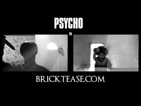 LEGO Psycho - shower scene side by side comparison