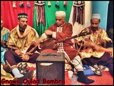 "Abdelkader Amlil & Hicham Marchan -"" HamDouchia -"" 2014 Gnawa Oulad Bambra"