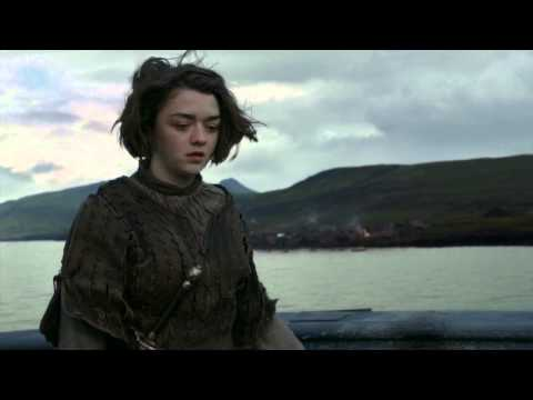 game of thrones season 4 episode 10 finale scene and ending song - the children