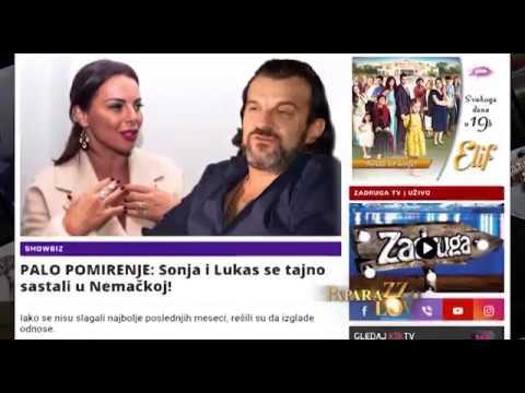 Da li su zajedno Sonja i Aca Lukas?