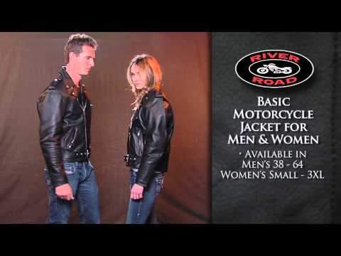 River Road Basic Motorcycle Jacket Review