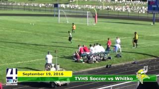 TVHS Varsity Soccer vs Whitko Wildcats
