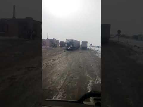 Авария / Калкаман 27.02.2018г