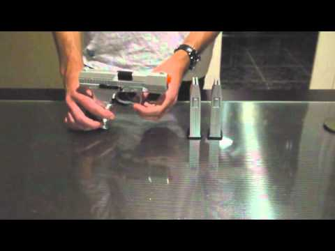 Airsoft Gun Reviews (Walther P99)