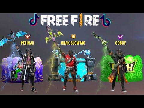Tik Tok Free Fire (Tik tok ff) Lucu, Sultan,Pro Player, Booyah,Terkeren,Bar Bar, Evolusi Shotgun