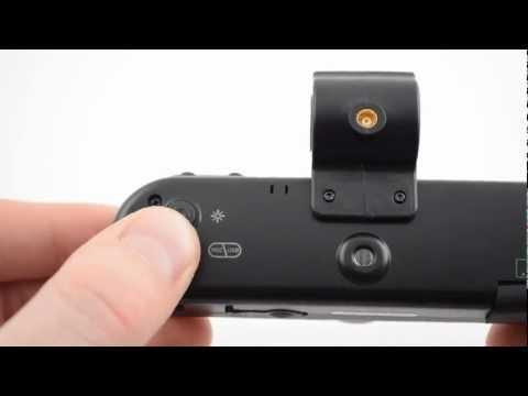 Обзор видеорегистратора DOD GS-600