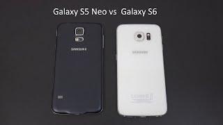 Samsung Galaxy S5 Neo vs Galaxy S6