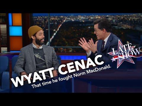 Wyatt Cenac Had to Defend Himself At SNL