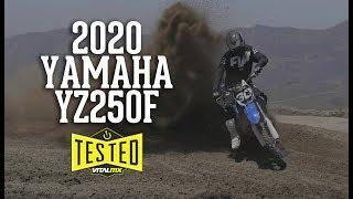 7. First Impression: 2020 YZ250F