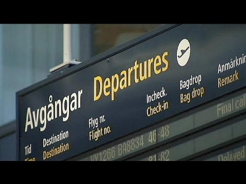Σουηδία: Λάθος συναγερμός για βόμβα στο αεροδρόμιο Αρλάντα