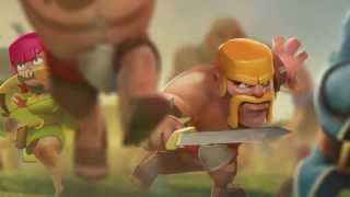 Clash of Clans - Android Launch
