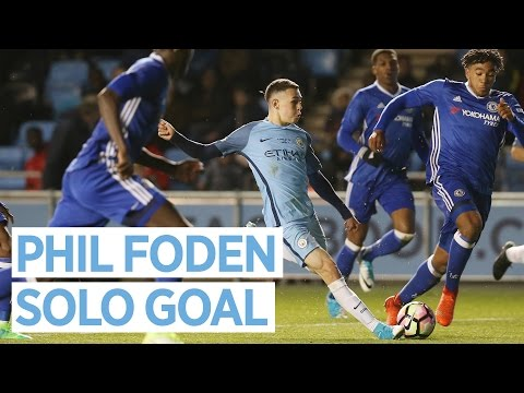 Video: City v Chelsea   FA Youth Cup Final Highlights