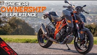 7. KTM Super Duke One Year Ownership Review   I'm Selling It