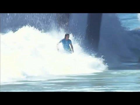 World Surf League: Δαμάζοντας τα κύματα στην Καλιφόρνια