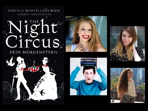 circus - YAY! THERE WILL BE SPOILERS!!! My booktalk will be coming soon =)